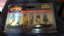 OO gauge Bachmann Scenecraft People Men Women Children workers figures scenery