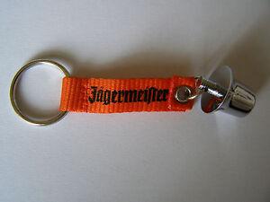 neuer und original verpackter Jägermeister Schlüsselanhänger mit Stollen