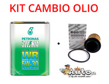 KIT TAGLIANDO ALFA ROMEO MITO 1.6 JTDM OLIO SELENIA 5W30 + FILTRO ORIGINALE