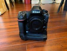Nikon D850 45.7MP DSLR + Grip + Batteries + Chargers 49k Actuations EX+++
