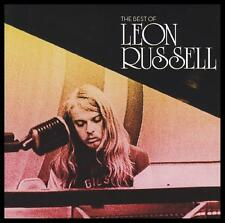 LEON RUSSELL - THE BEST OF CD ~ 70's COUNTRY / BLUES ROCK ~ DELTA LADY +++ *NEW*