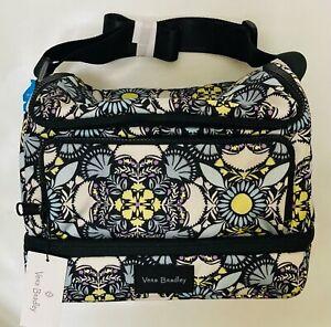 Vera Bradley Women's Recycled Lighten Up ReActive Expandable Cooler Lunch Bag