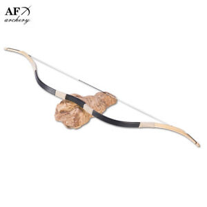 Ming bow Fiberglass Bow Short bow Traditional Handmade 20-50lbs Recurve bow