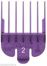 """Wahl Colour Clipper Comb Attachment #2 1/4"""" (Sterling 4, Super Taper) WA3124"""