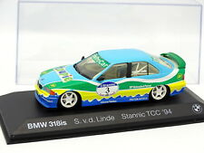 Minichamps 1/43 - BMW 318 Is E36 Van der Linde Stannic TCC 1994