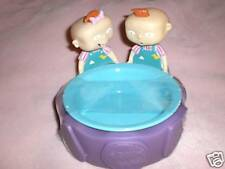 RUGRATS PHIL & LIL BOWL NICKELODEON 1997