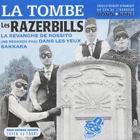 "LES RAZERBILLS La Tombe vinyl 7"" EP garage surf instro The Pharaohs Insects"