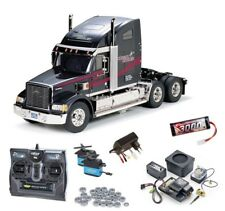 Tamiya Truck Knight Hauler Komplettset inkl. MFC-01, Kugellager - 56314MFC