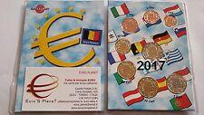 2017 BELGIO 8 monete 3,88 EURO fdc belgique belgien belgica belgie Бельгия