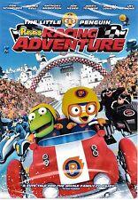 NEW DVD // CHILDREN // THE LITTLE PENGUIN - PORORO'S RACING ADVENTURE // 77min