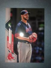 2020 TOPPS SERIES 2 BASEBALL CARD MARTIN PEREZ RED SOX #444 MLB FREE SHIPPING