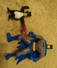 Batman The Animates Series Loose Pre-Owned Action Figures / Desk Decor Penguin