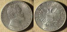 Austria : 1935 2 Sch.   CH.AU   #2855   IR3740