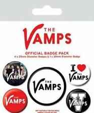 Vamps (The) - Badge Pack (bp055)