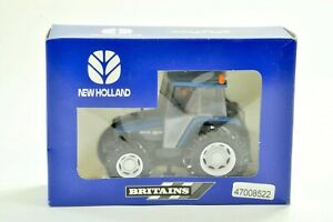 Britains 9487 New Holland 6635 Tractor, 1:32, vgc