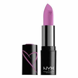 NYX Peide Shout Loud Satin Lipstick - Confident-Free Shipping