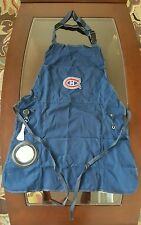 Montreal Canadiens NHL Team Embroidered Ultimate Four Pocket BBQ Grilling Apron