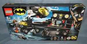 Lego DC Comics Batman Mobile Bat Base, #76160, New & Sealed, 743 Pieces, 8+