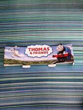 "Thomas The Train & Friends 38"" Cardboard Standing Display w/ Harold - Kids Room"
