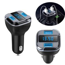 2 Port USB Fast Quick Car Charger 4.2A for Apple iPhone X 8 Samsung Galaxy S9 S8