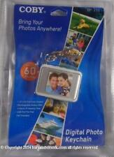BRAND NEW COBY DP151 DIGITAL PHOTO KEYCHAIN HOLDS UP TO 60 PICTURES CG159