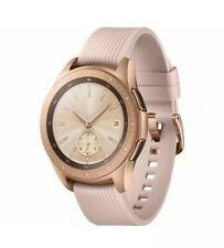 SAMSUNG Galaxy Watch - Rose Gold, 42 mm UK Model