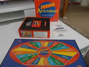 Articulate Junior The Fast Talking Description Game For Kids 6 -12 Drummond Park