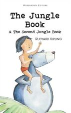 The Jungle Book & The Second Jungle Book by Rudyard Kipling Cheap Paperback