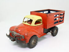 GIOCATTOLI di latta-tin toy-Gama Truck Camion Camion-MADE IN US-Zone Germany