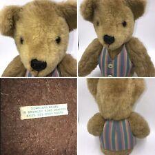 Vintage Quirky Teddy Bear Shop Window Display Theatre Downland Bears Half Body