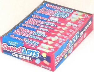 Sweetarts Candy 36 Count Rolls Bulk Box Sweet Tart Sweetart Sweettart OVER 4 LBS