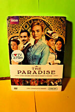 BRAND NEW/SEALED 6 DVD SET! THE PARADISE COMPLETE BBC SERIES! INSPIRED BY NOVEL