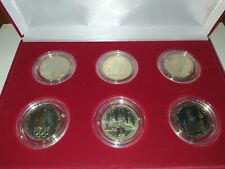 """set of coins """"Olympics 1980"""" USSR Olympic Games 1980"""
