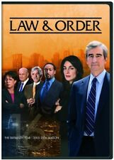 Law & Order: The Sixteenth Year [New DVD] Boxed Set, Snap Case