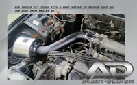 99-00 FOR HONDA CIVIC SI 1.6 1.6L AF-DYNAMIC AIR INTAKE W/ Heat Shield Cover KIT