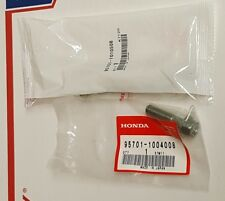 95701-1004008 95701-1010508 OEM HONDA B-SERIES MANUAL TRANS STARTER MOUNT BOLTS