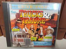 CD  *  Trucks & Träume  *  verschiedene Interpreten  *  16 Deutsche Country Hits