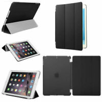 US Smart Cover For iPad Air 1  A1474 A1475 A1476 Magnetic Stand Hard Back Case