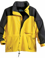 Tri-Mountain Men's Big And Tall Water Resistant Parka. 9300-Tall