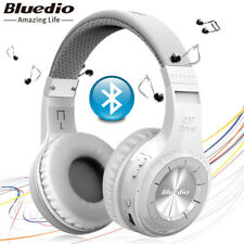 Bluedio Bluetooth 5.0 Headphone Wireless Stereo Over-Ear Headphones Headset with Mic