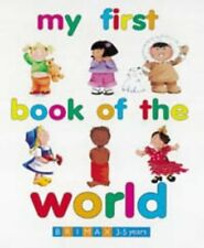 My First Book of the World (Spanish Edition)
