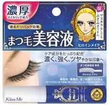 New Kiss Me Heroine Make ISEHAN Eyelash Serum Oil Rich 7mL Japan