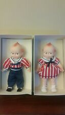 "Vintage 12"" Jesco Cameo Kewpie Dolls"