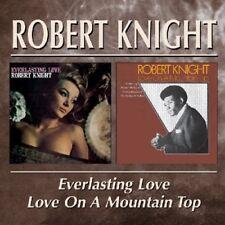 ROBERT KNIGHT - EVERLASTING/LOVE/LOVE ON A MOUNTAIN TOP  CD NEU