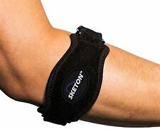 Sketon™ Best Tennis Elbow Brace Support For Tennis And Golfer's Elbow 2 Pack RED