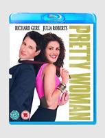 Pretty Woman Blu-ray [Region Free] Richard Gere julia Roberts, Romance Movie