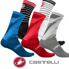 Castelli Socks 6 Different Styles and Colors : Free Shipping
