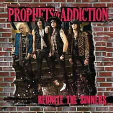 PROPHETS OF ADDICTION-REUNITE THE SINNERS-IMPORT CD w/JAPAN OBI E83