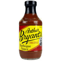 Arthur Bryant's Original Barbeque Sauce 18 Ounce Jar World Famous Bbq Sauce