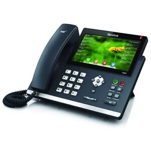 Yealink SIP T48S 16 Line VoIP Home Phone - Power Adaptor Optional